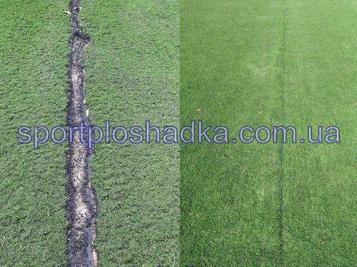 покрытие до и после ремонта